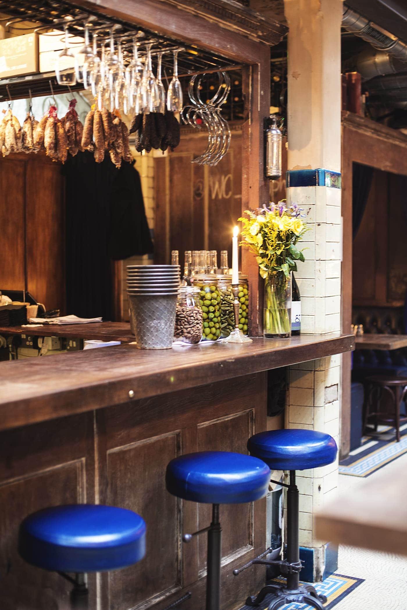 Clapham staycation | WC wine bar | mini break