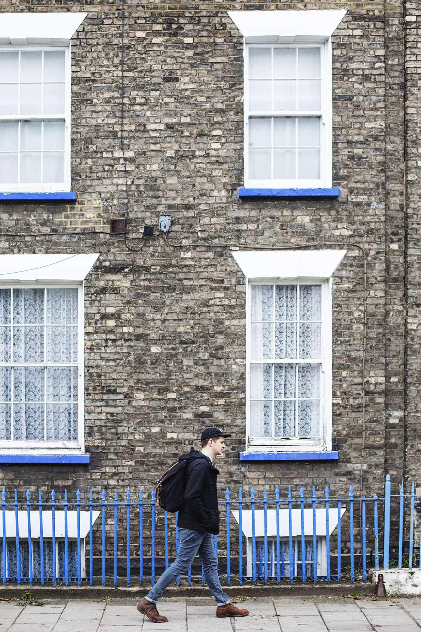 London staycation | colourful architecture | mini break