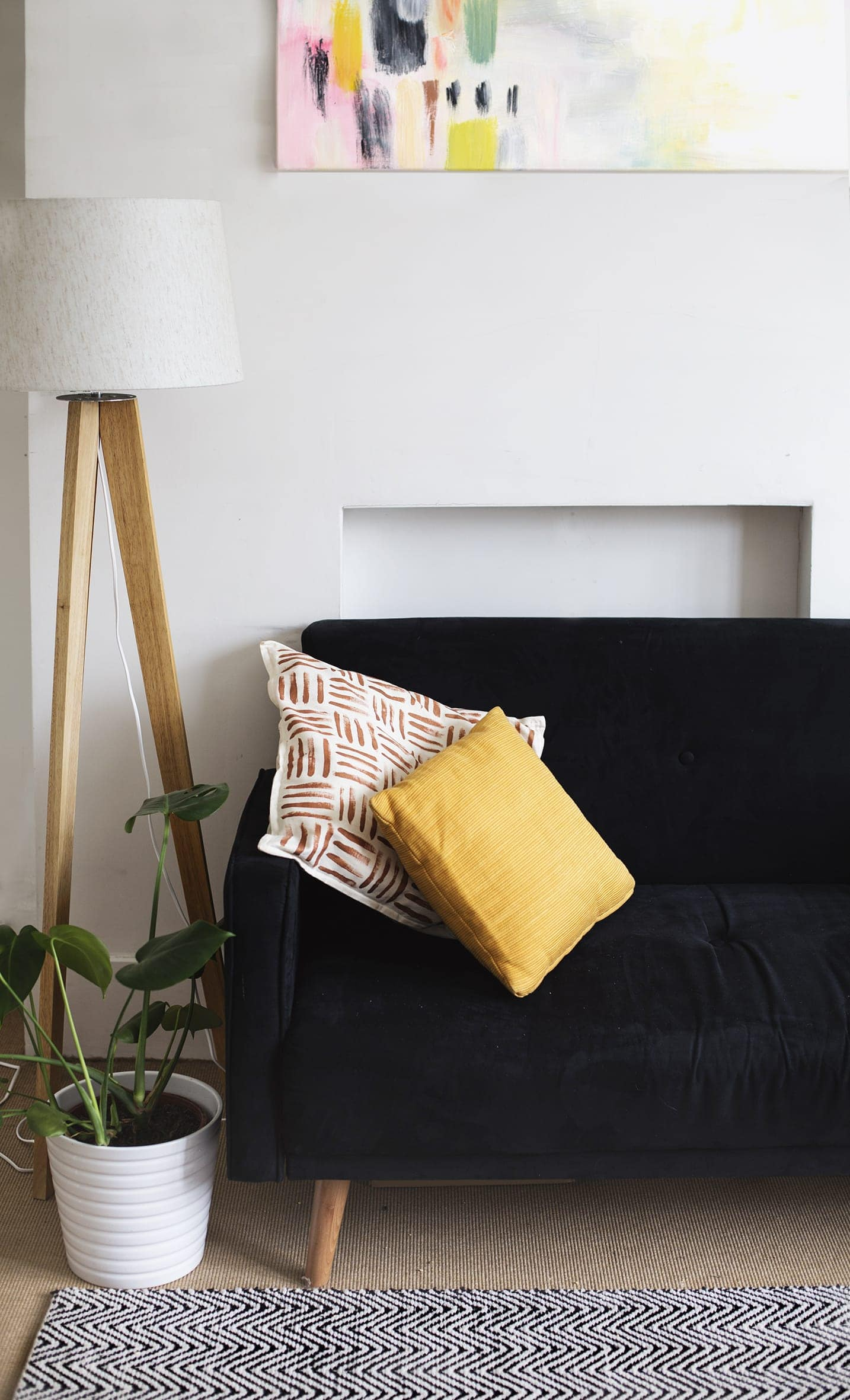 Our sofa 5 | the lovely drawer