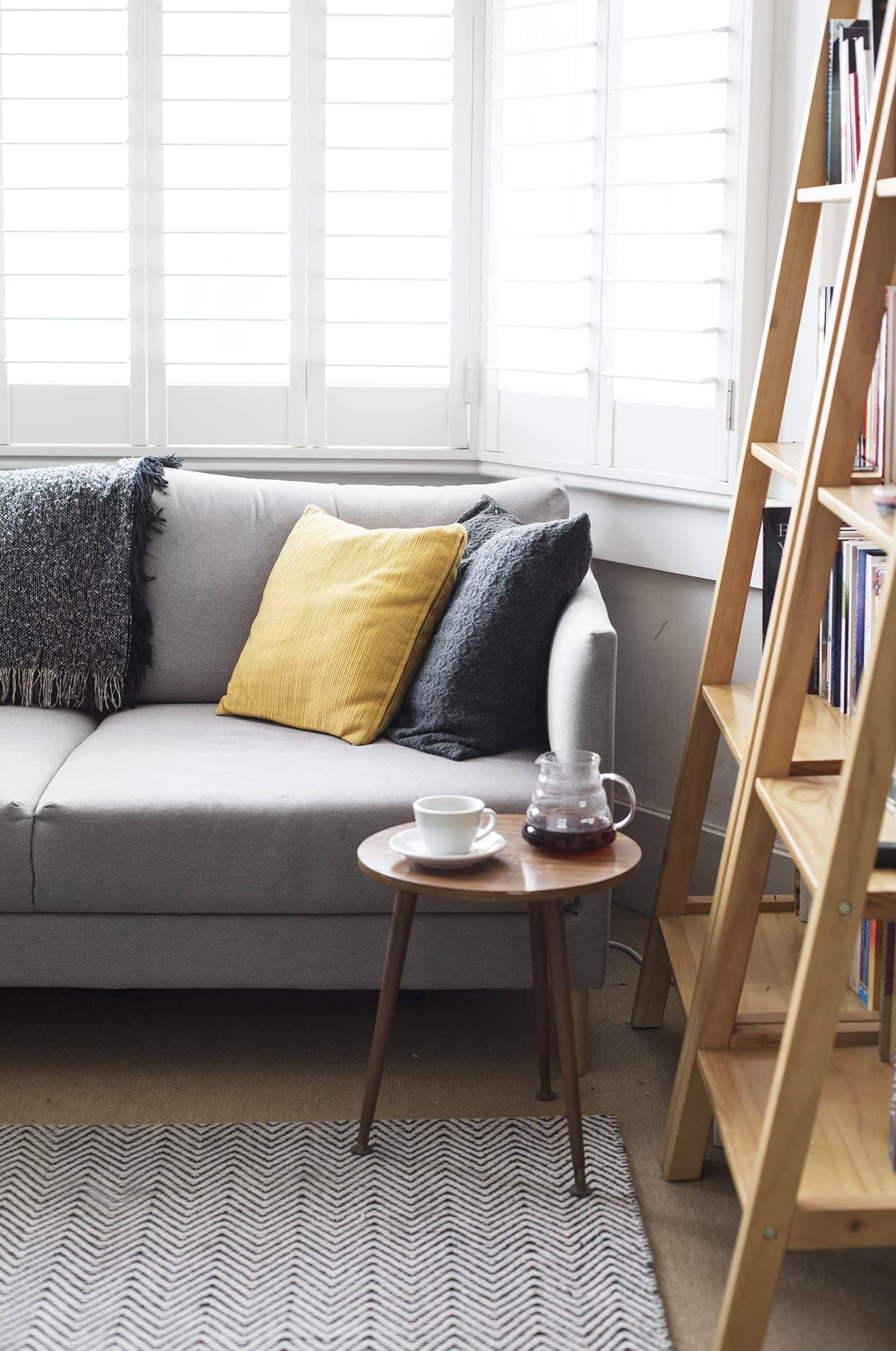 Our sofa 6 | the lovely drawer