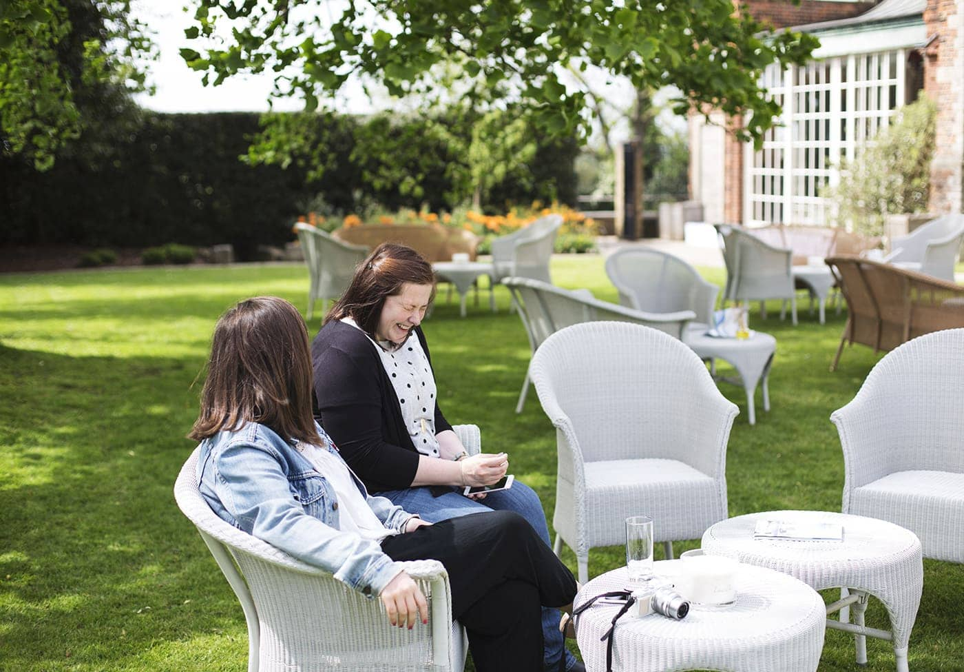 Jo Malone summer entertaining | Eltham palace grounds
