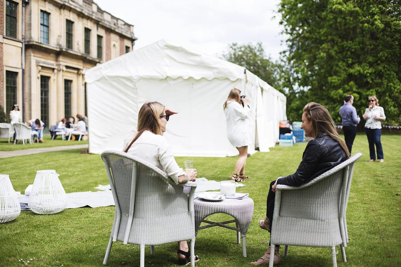 Jo Malone summer garden party | Eltham palace garden party