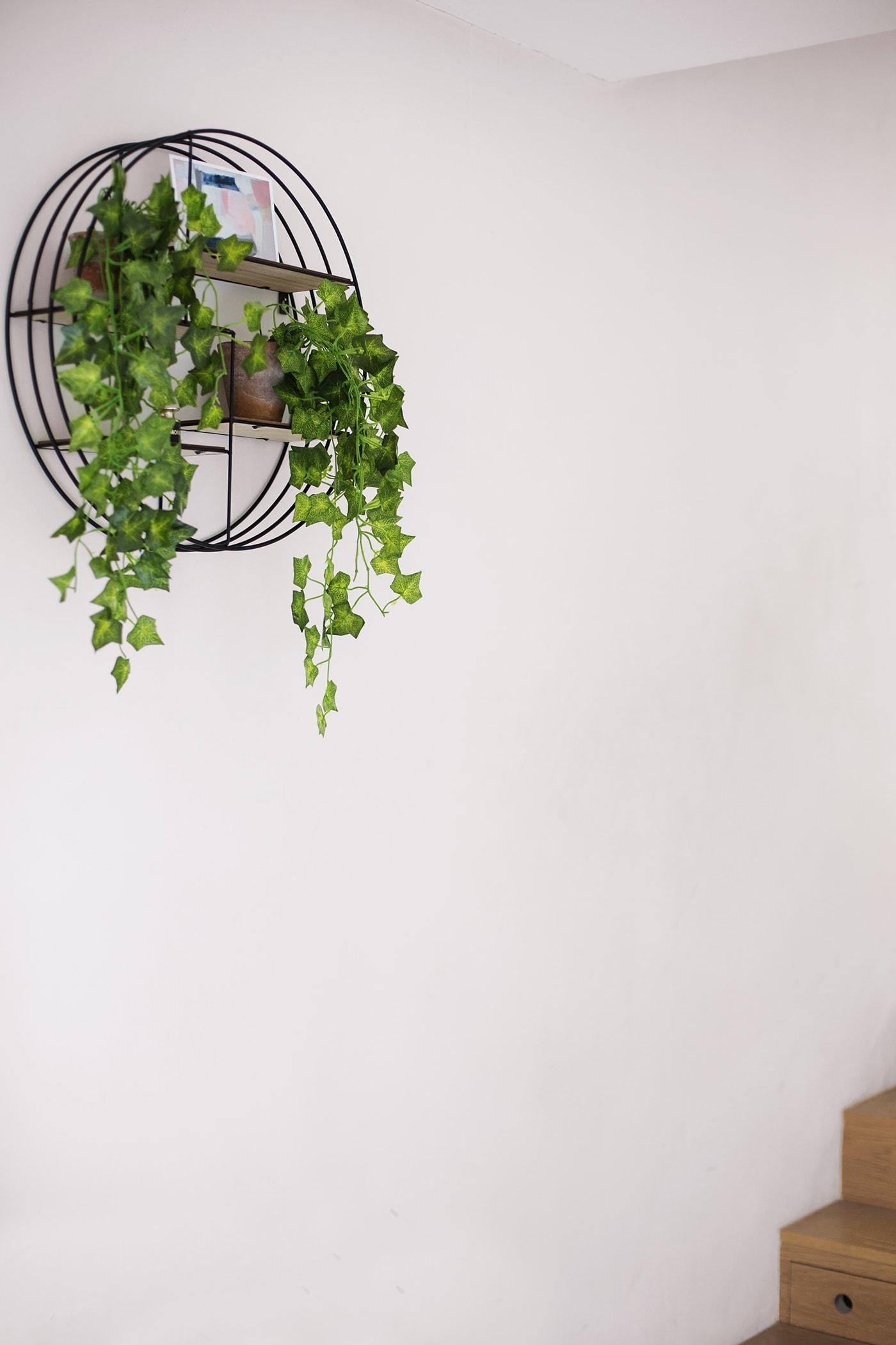 May styling the seasons | shelfs | ivy | home decor
