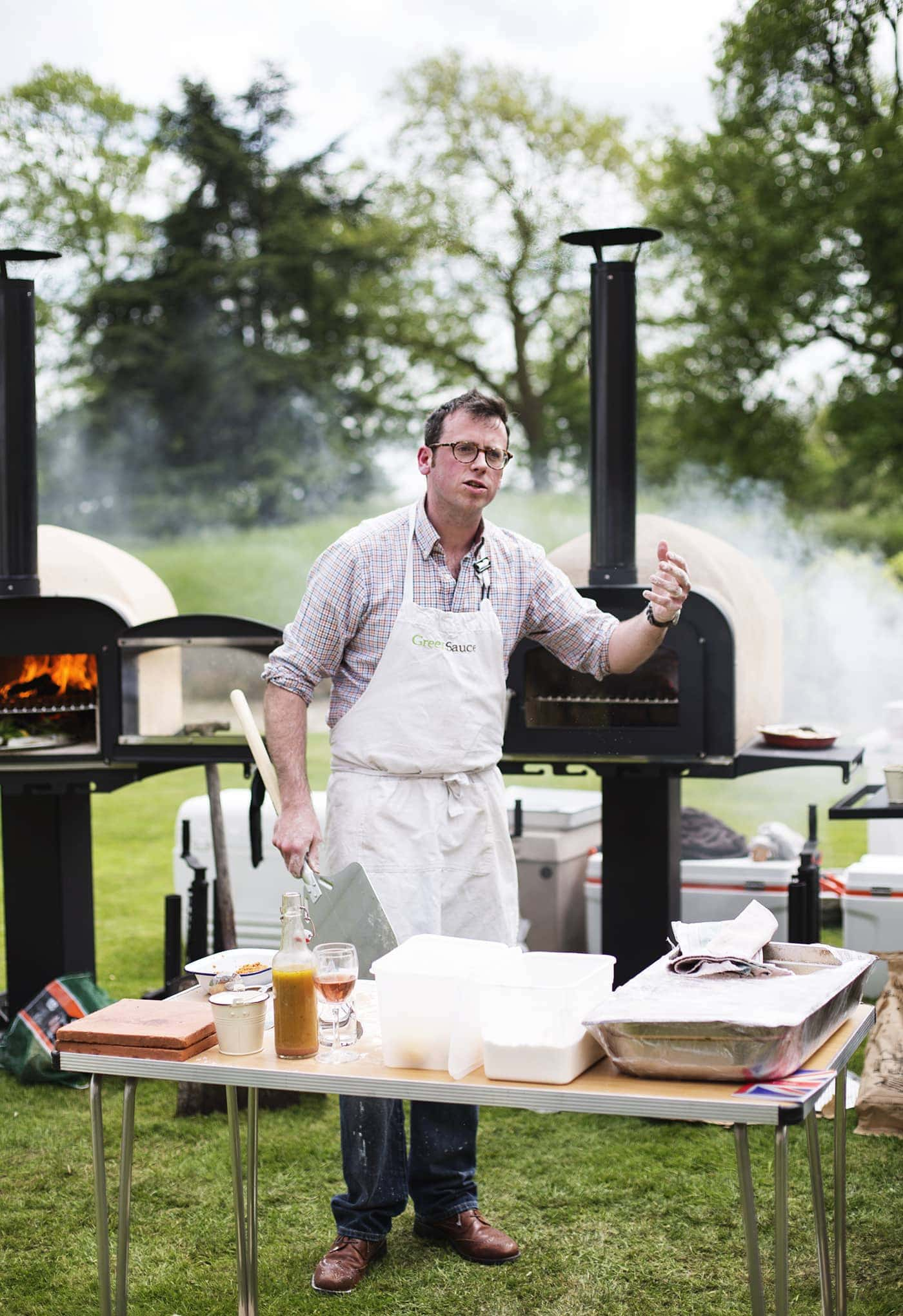 The White Company summer entertaining | simple bbq ideas