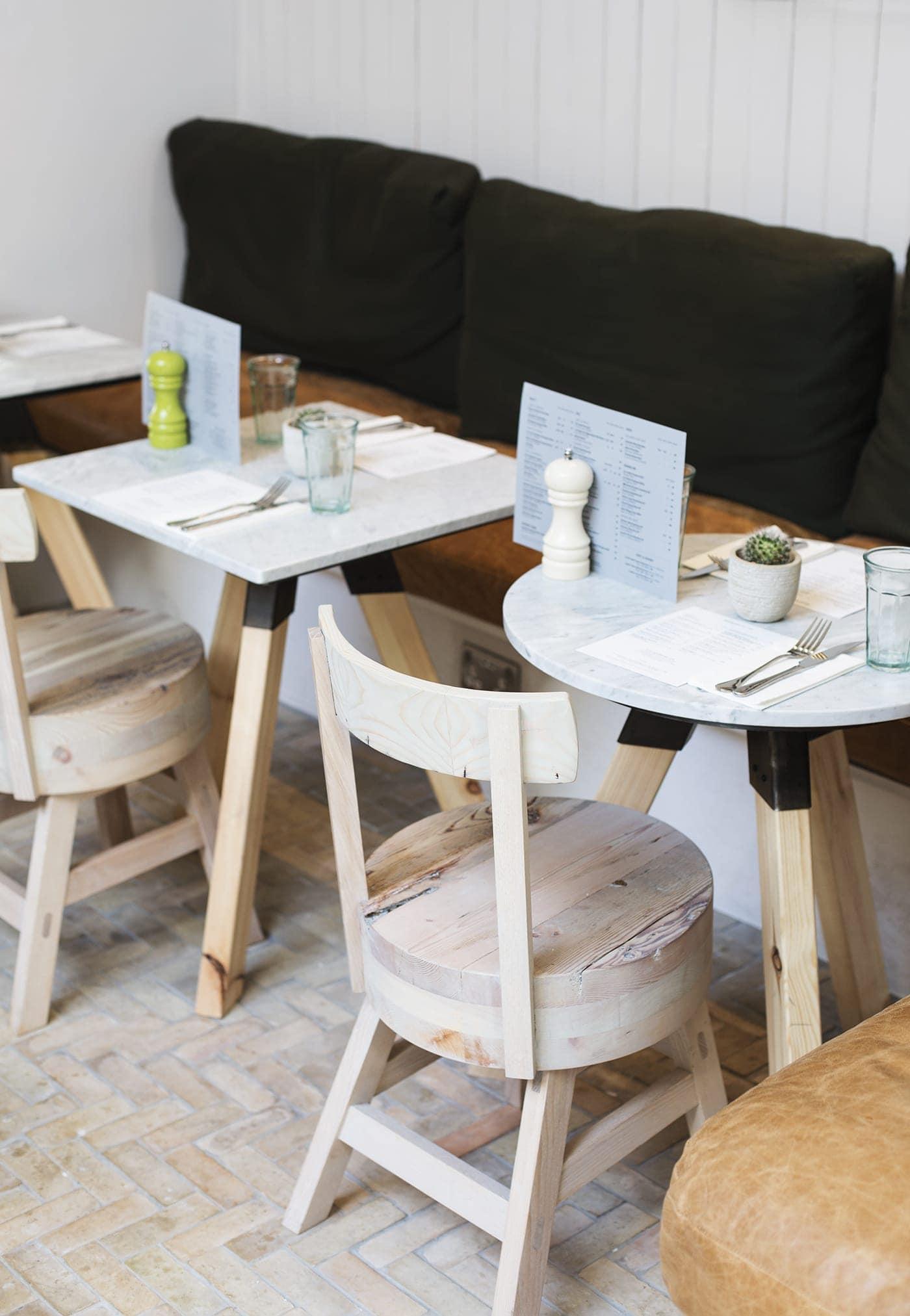 no197 chiswick firestation | dining room inspiration | wood details copy