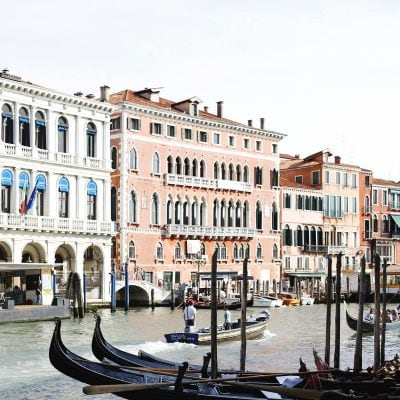 A Whirlwind Trip To Venice