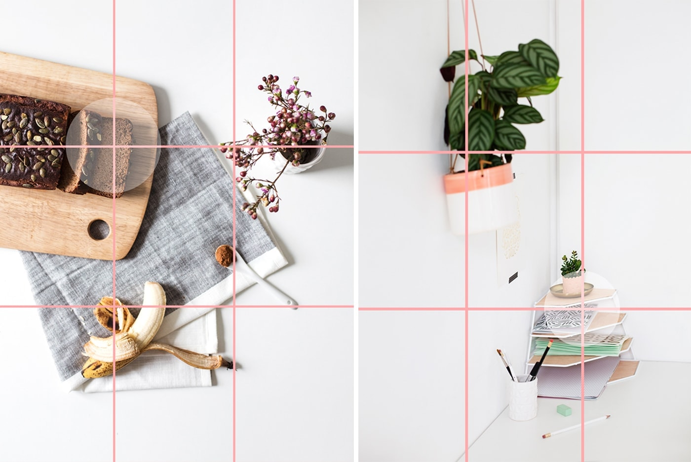blogger photography tips | rule of thirds