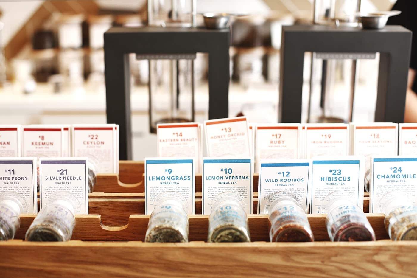 Birthday fun day | Good & Proper Tea counter