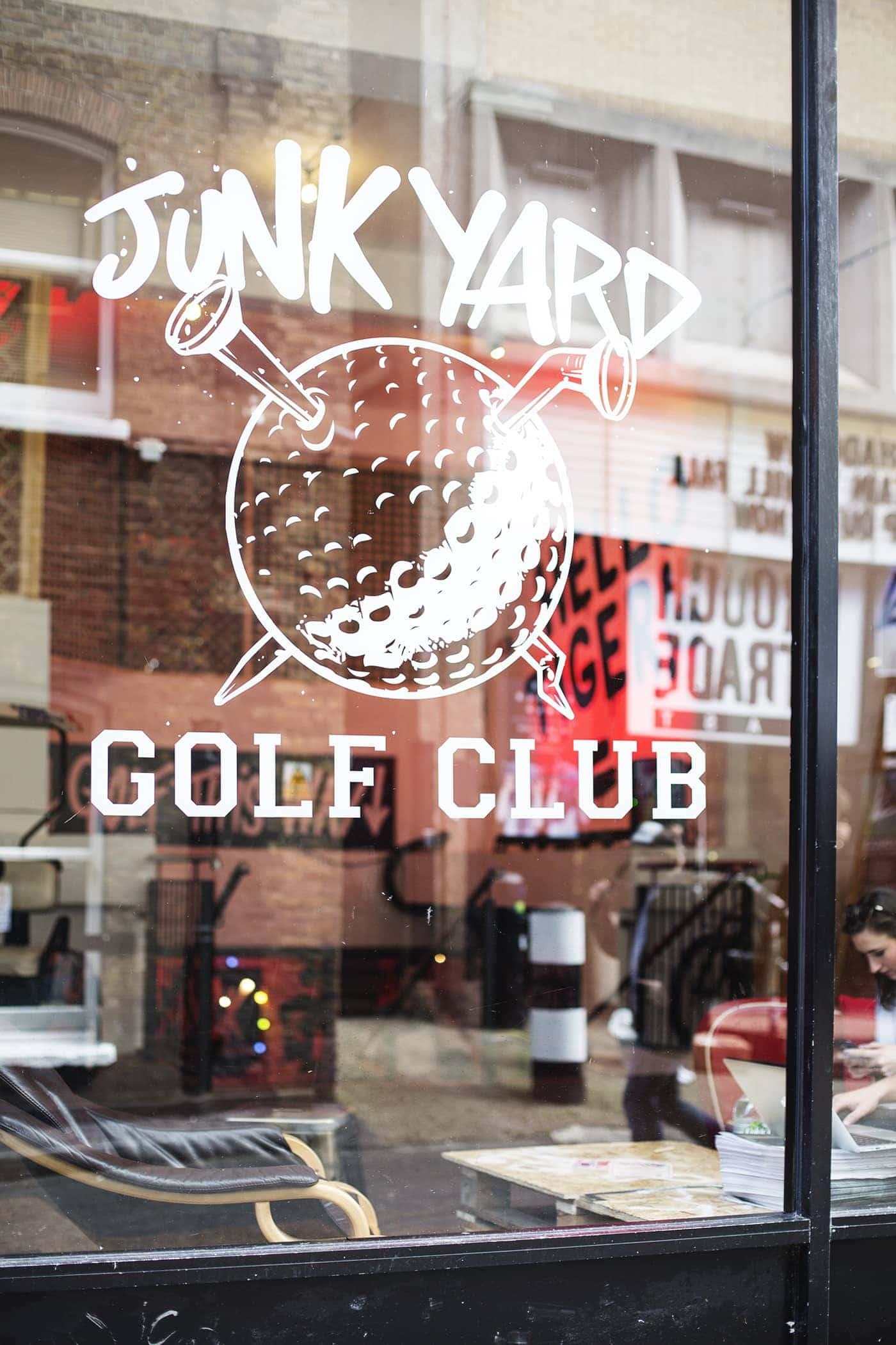 Birthday fun day | Junkyard Gold Shoreditch