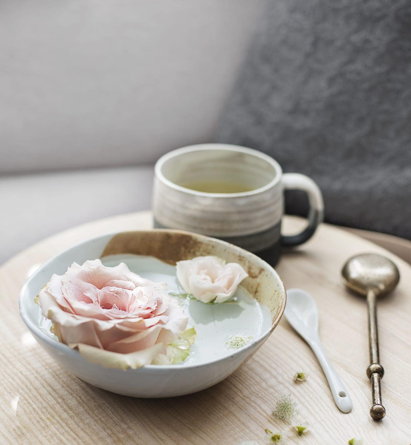 July Styling The Seasons | blooms and tea | ceramics copy