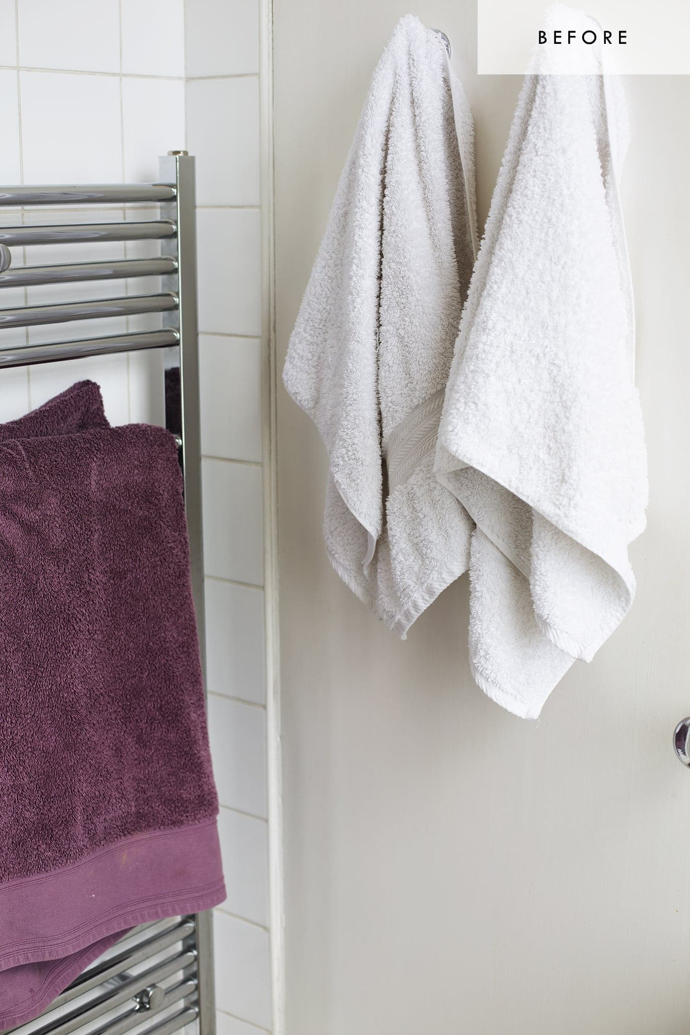 Bathroom refresh with Habitat | before 2