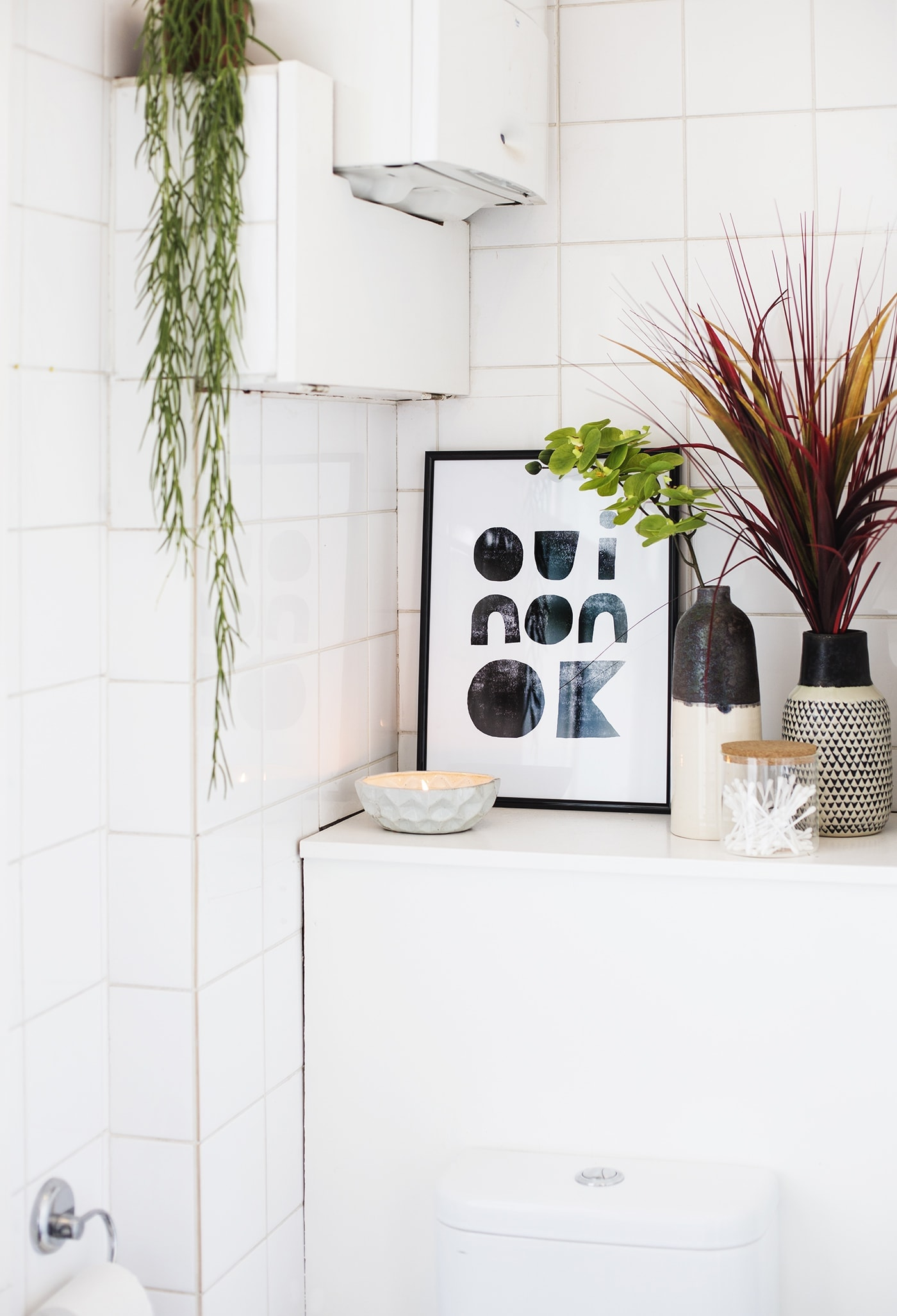 Bathroom refresh with habitat 12