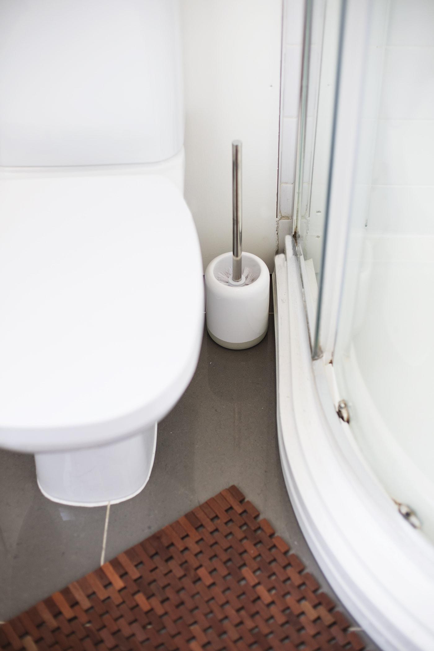 Bathroom refresh with habitat 9
