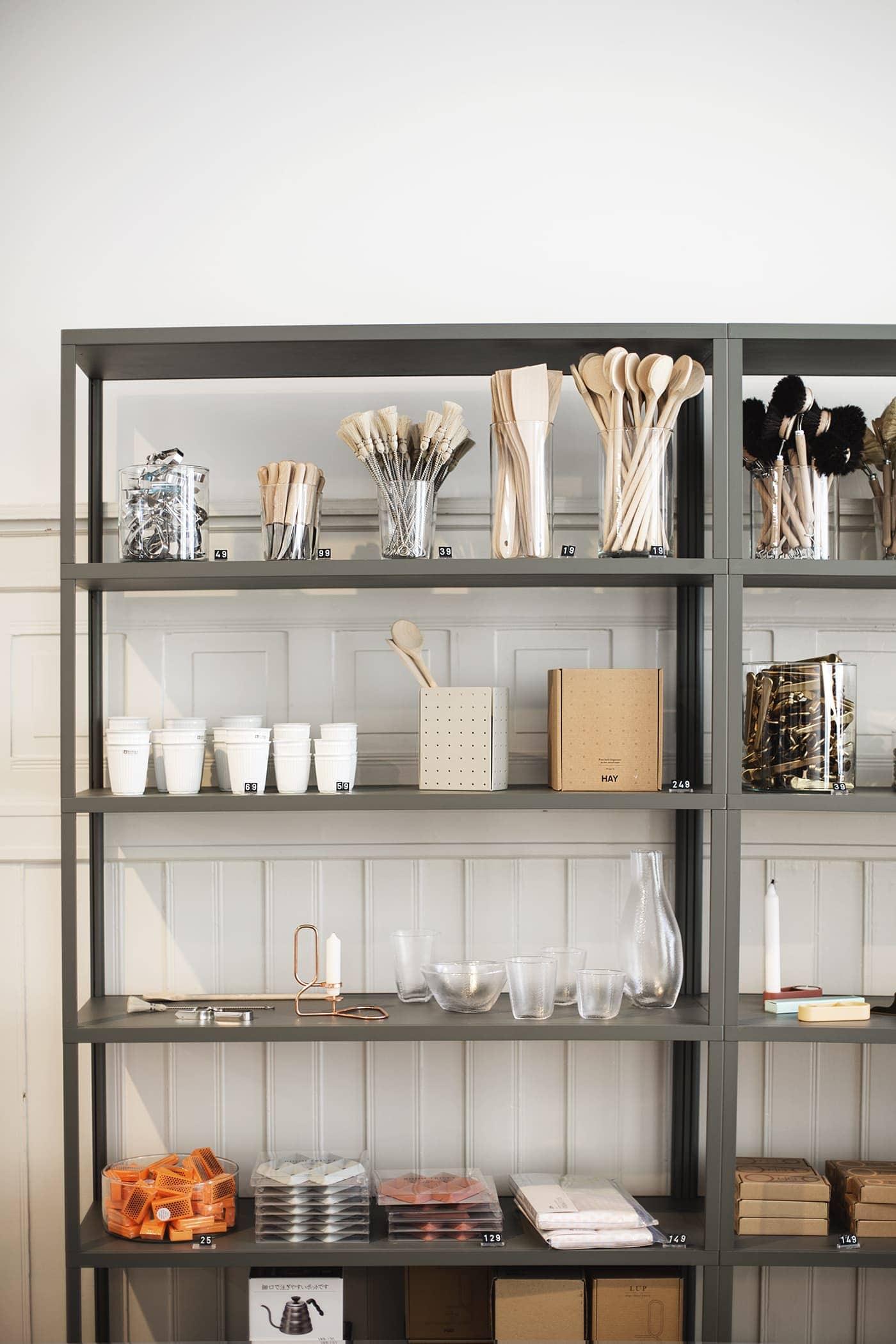 Copenhagen | wanderlust | HAY utility shelves