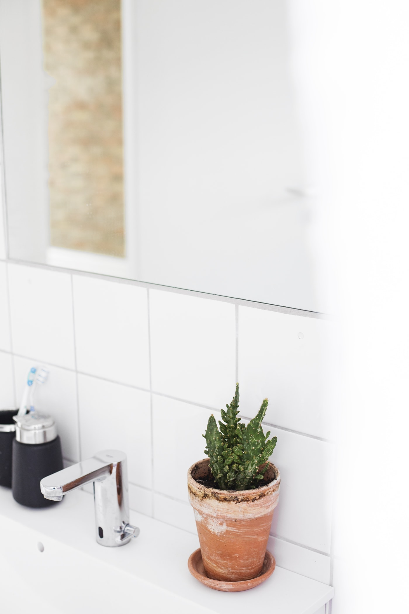 Copenhagen | wanderlust | air bnb bathroom