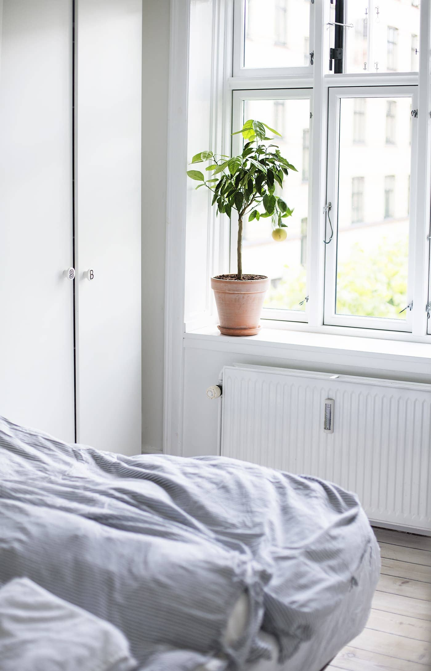 Copenhagen | wanderlust | air bnb bedroom 1