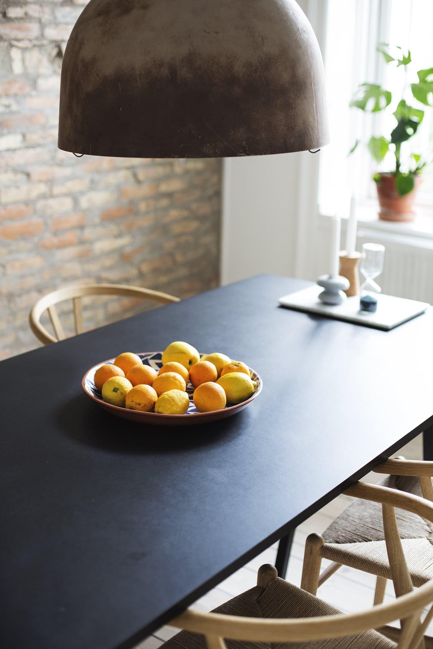 Copenhagen | wanderlust | air bnb dining room 1