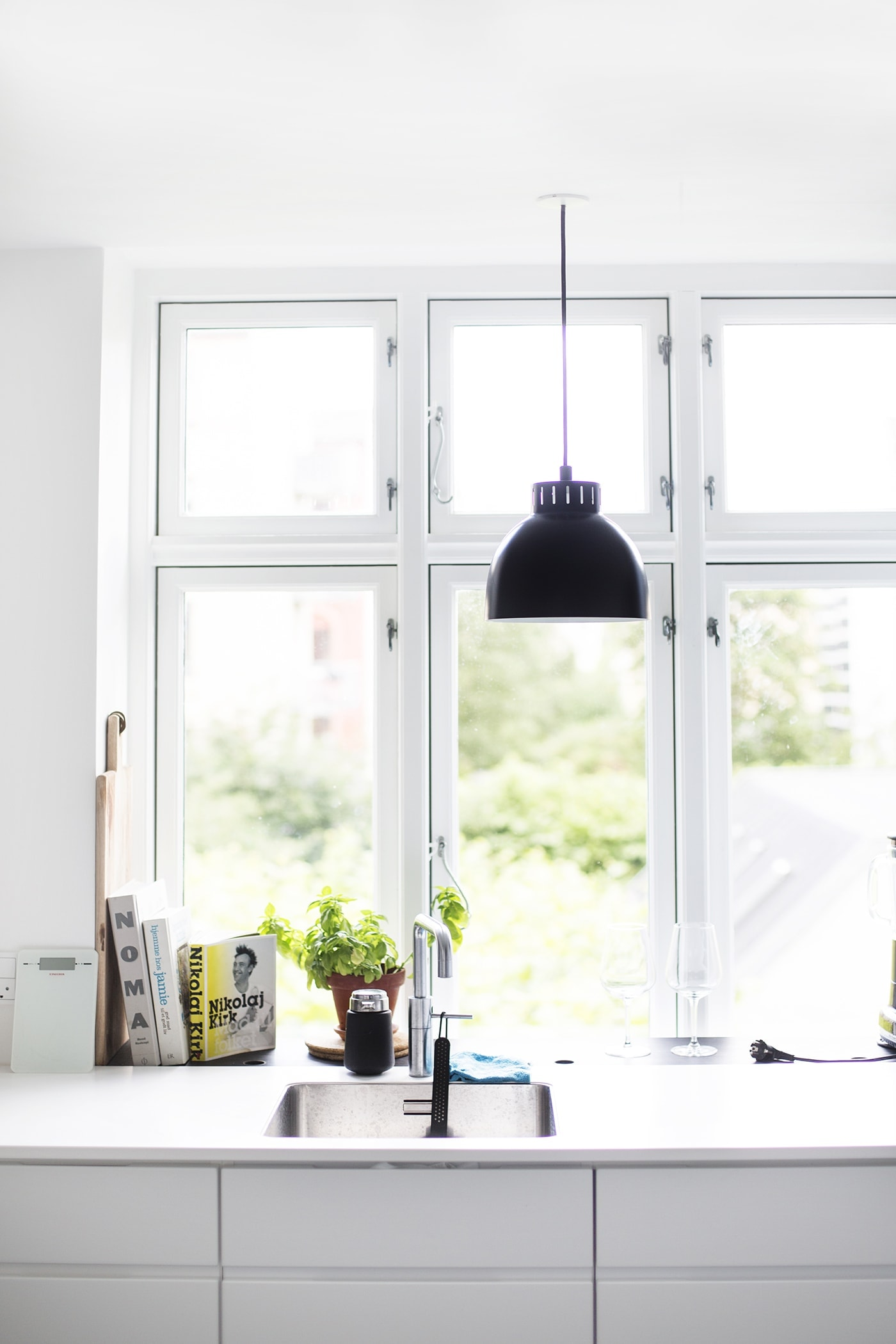 Copenhagen | wanderlust | air bnb kitchen 1