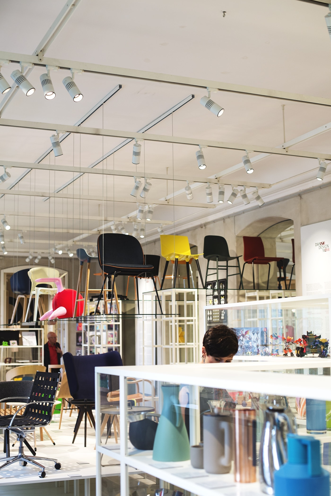 Copenhagen | wanderlust | design museum gallery