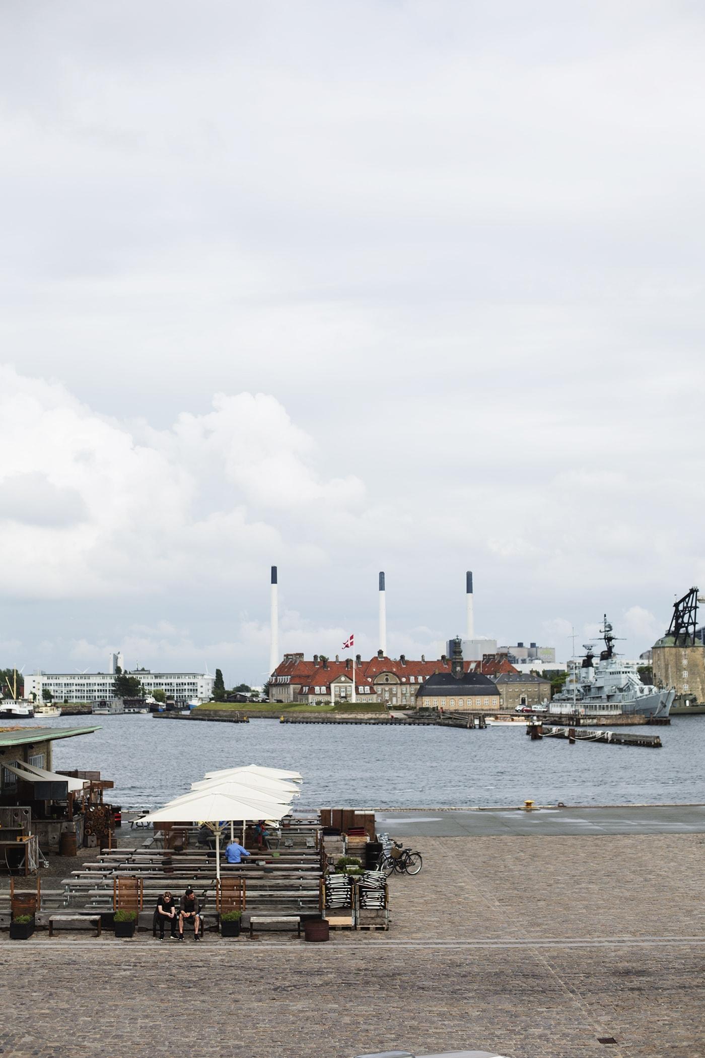 Copenhagen | wanderlust | kastellet area | harbour