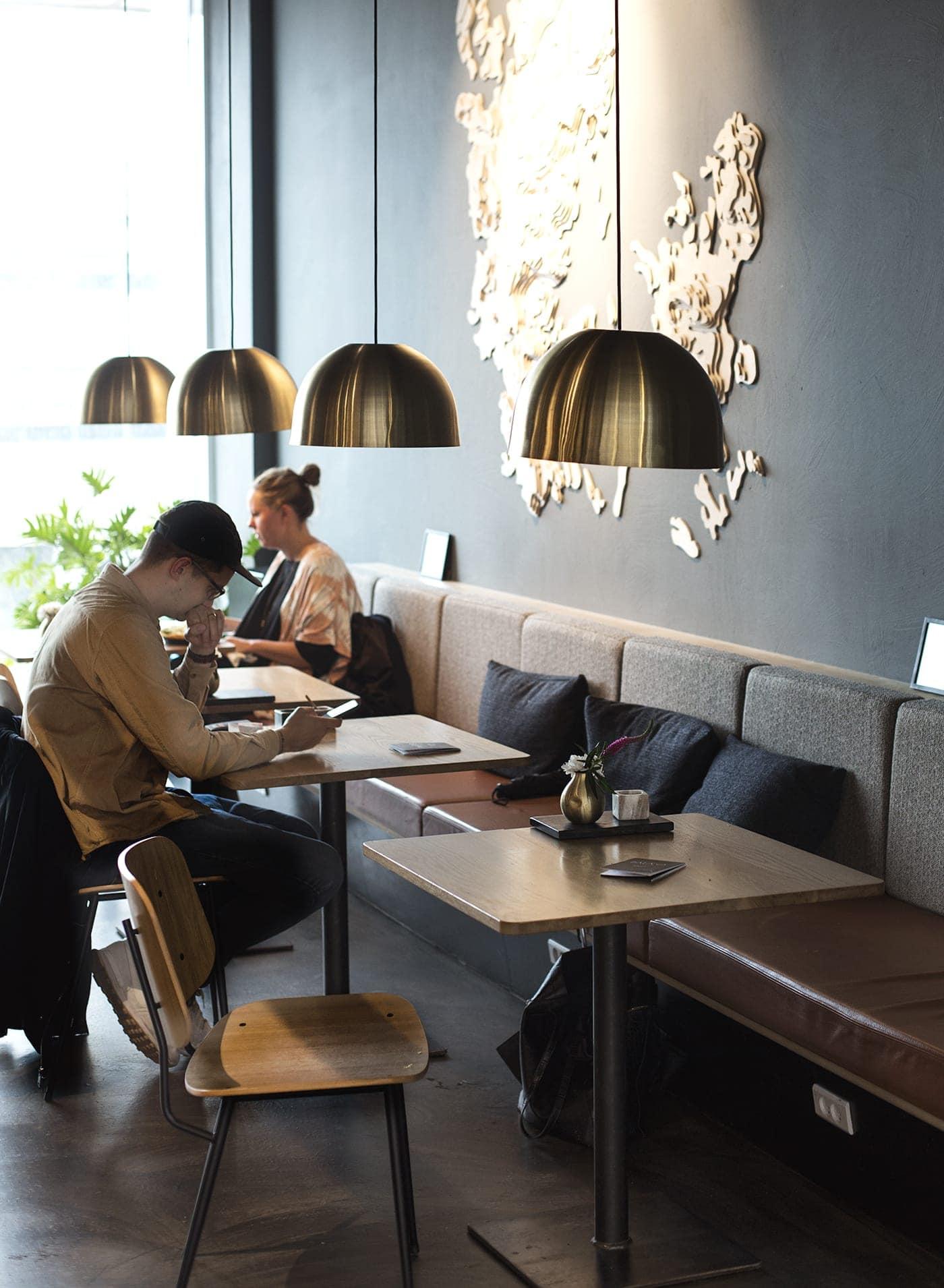 Copenhagen | wanderlust | paleo restaurant interior decor
