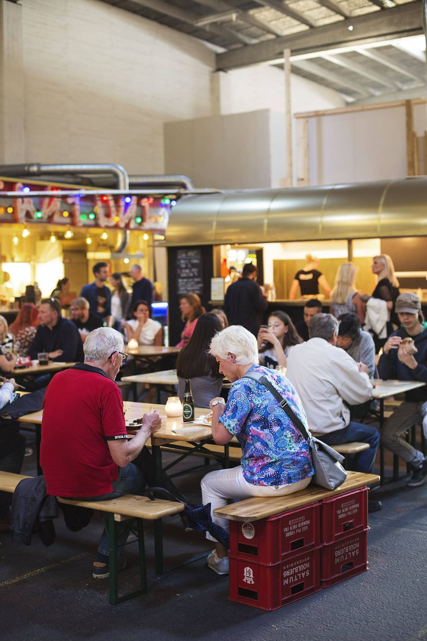 Copenhagen | wanderlust | street food paper island
