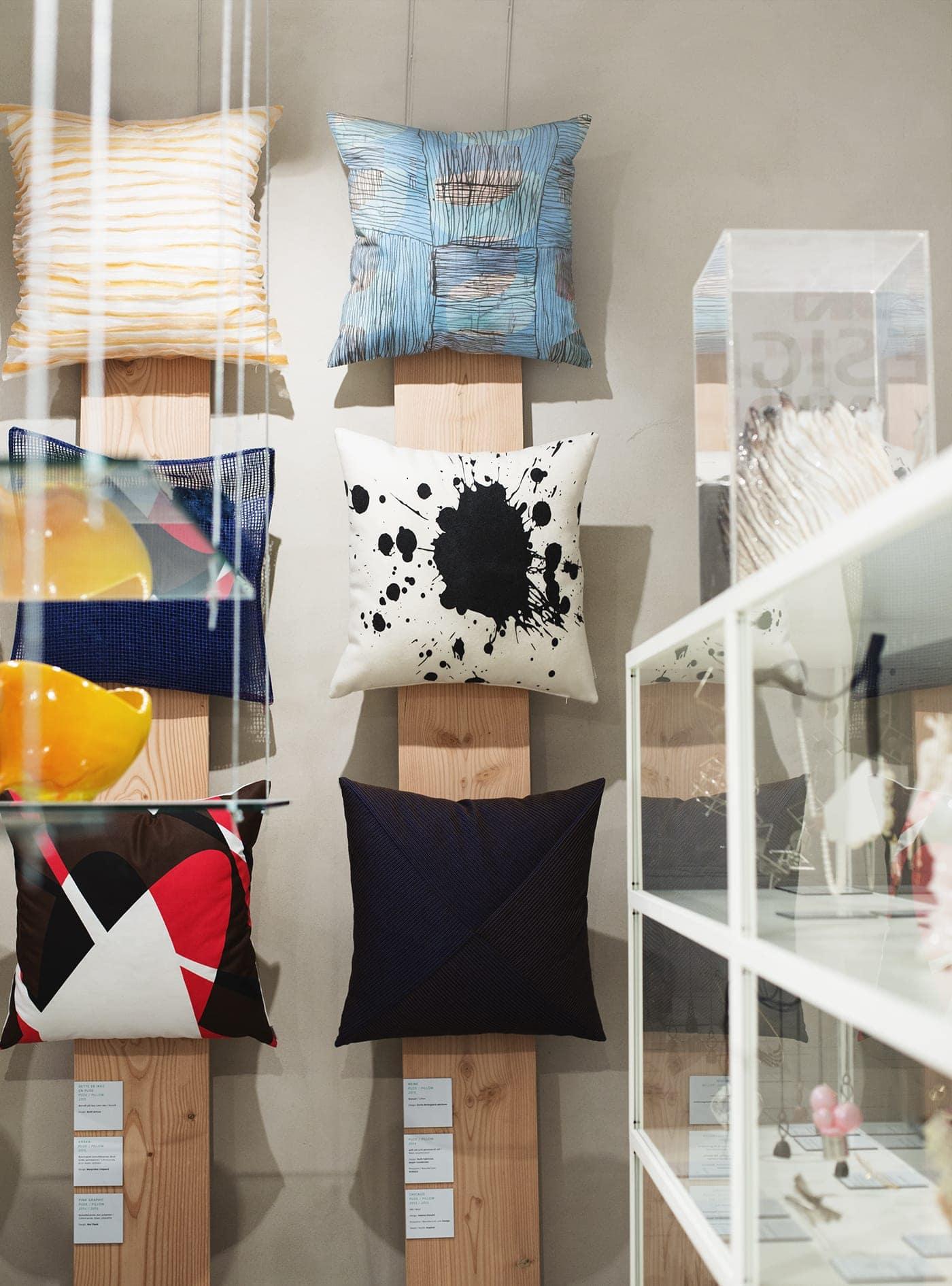 Copenhagen | wanderlust | the design museum textiles
