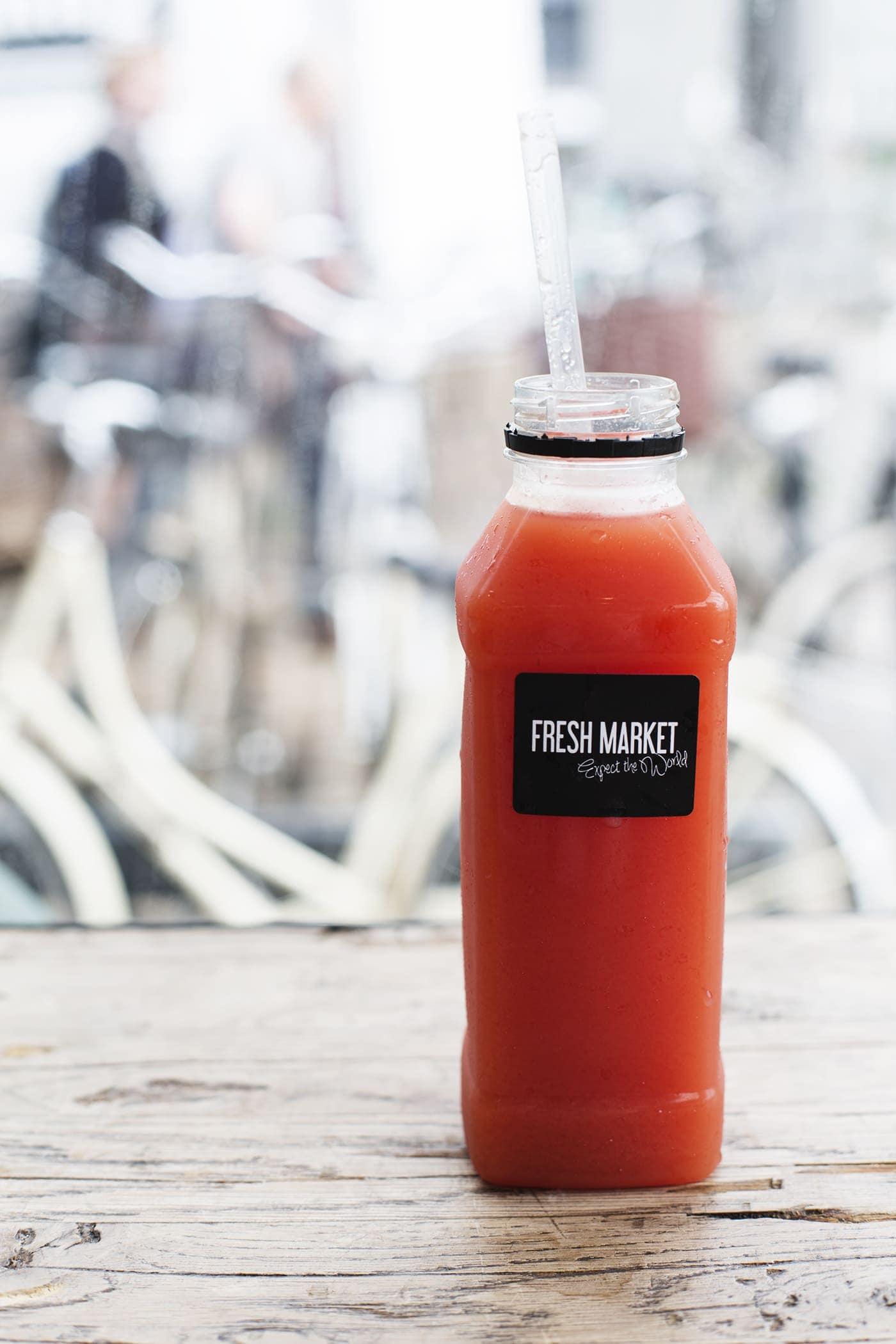 Copenhagen | wanderlust | torvehellerne fresh juice