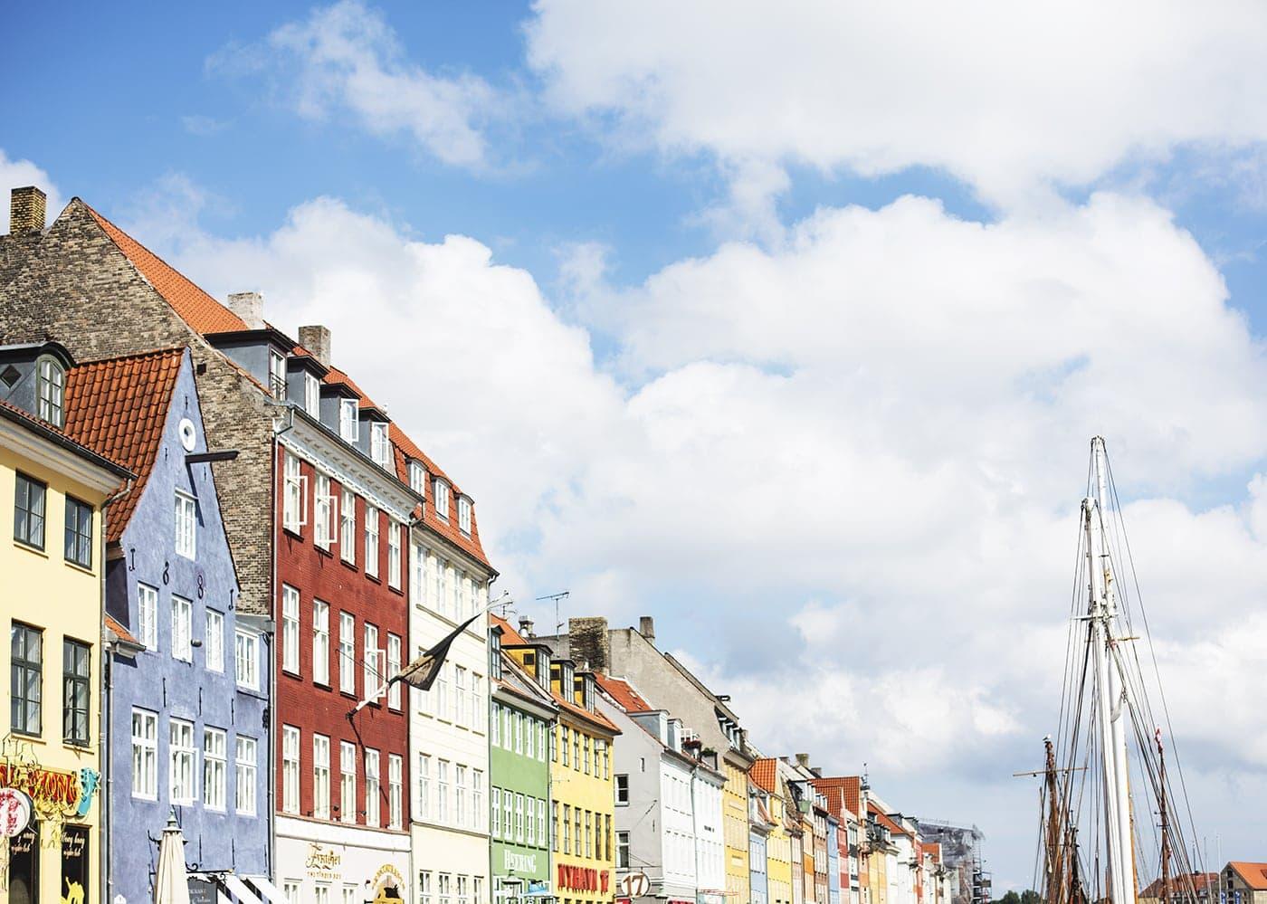 Copenhagen waterfont | wanderlust | Nyhavn