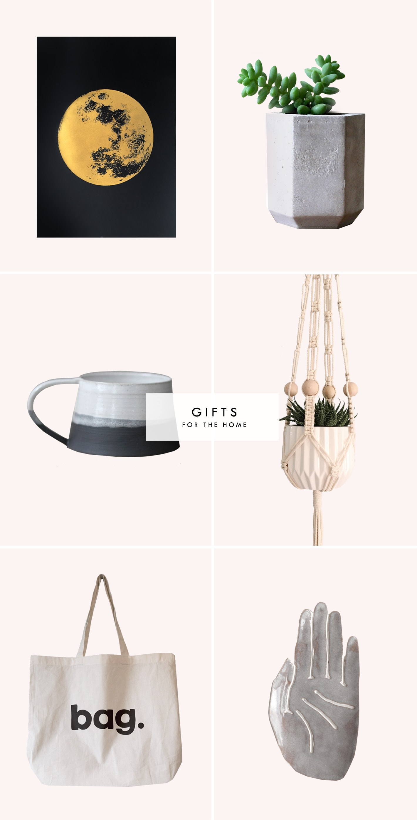 Etsy Gift Guides For Your Home