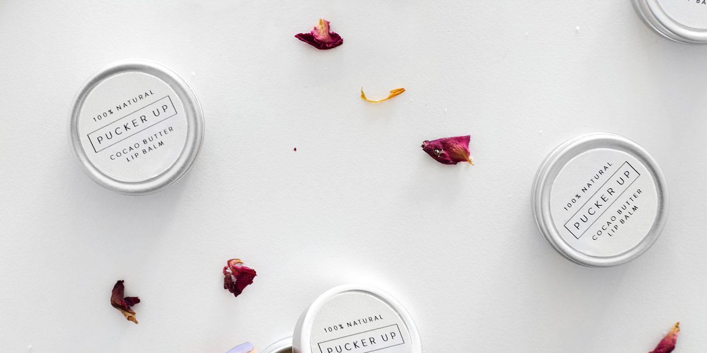 DIY easy 1 ingredient easy to make lip balm tutorial   pucker up