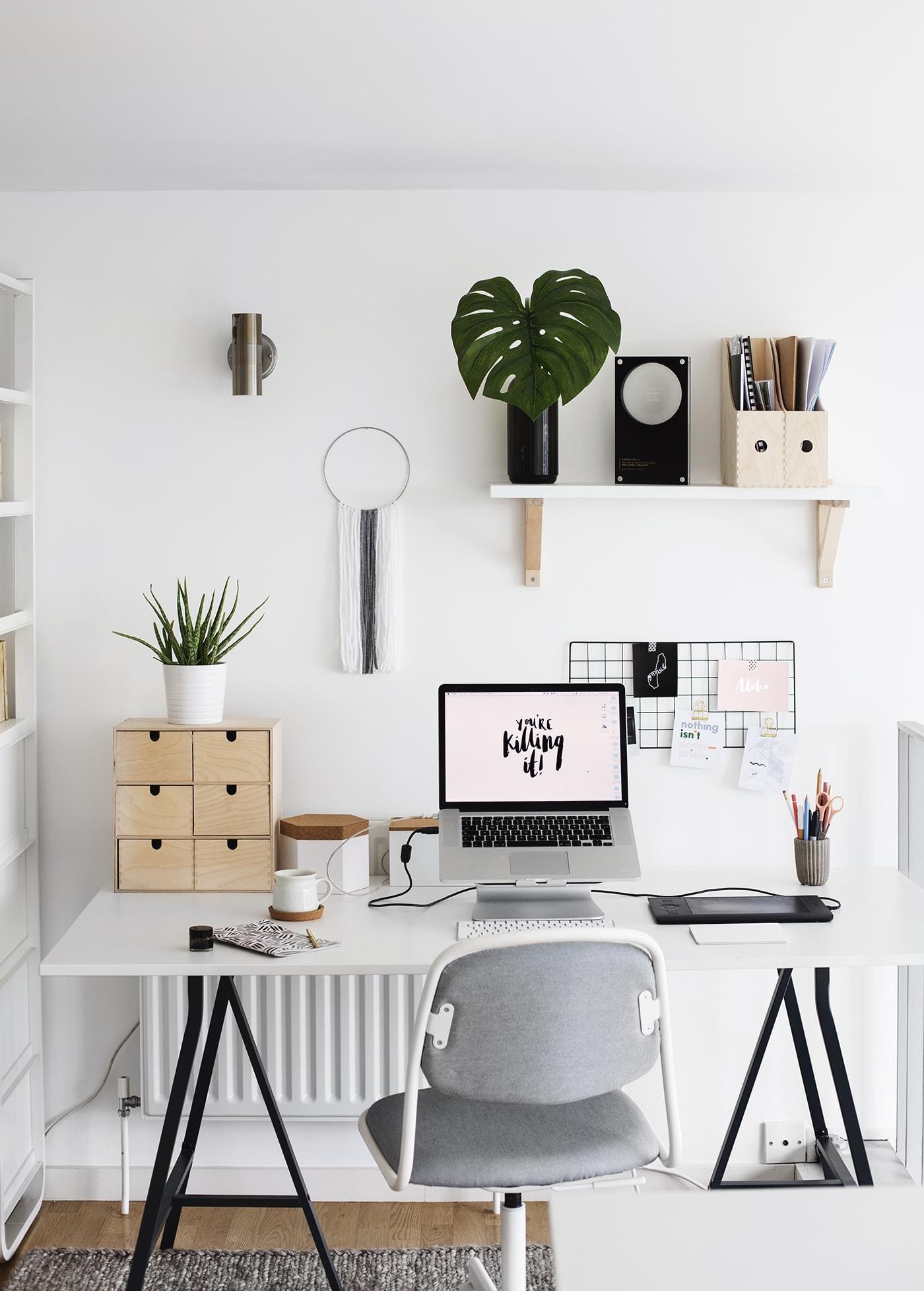 Welcome to my workspace - Kantoor deco ...