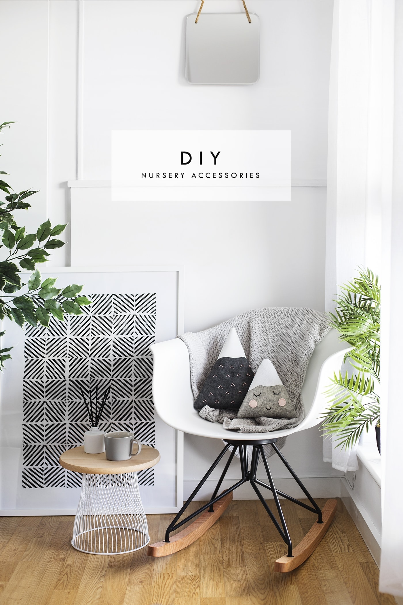 Creating A Baby Nook with Cult Furniture