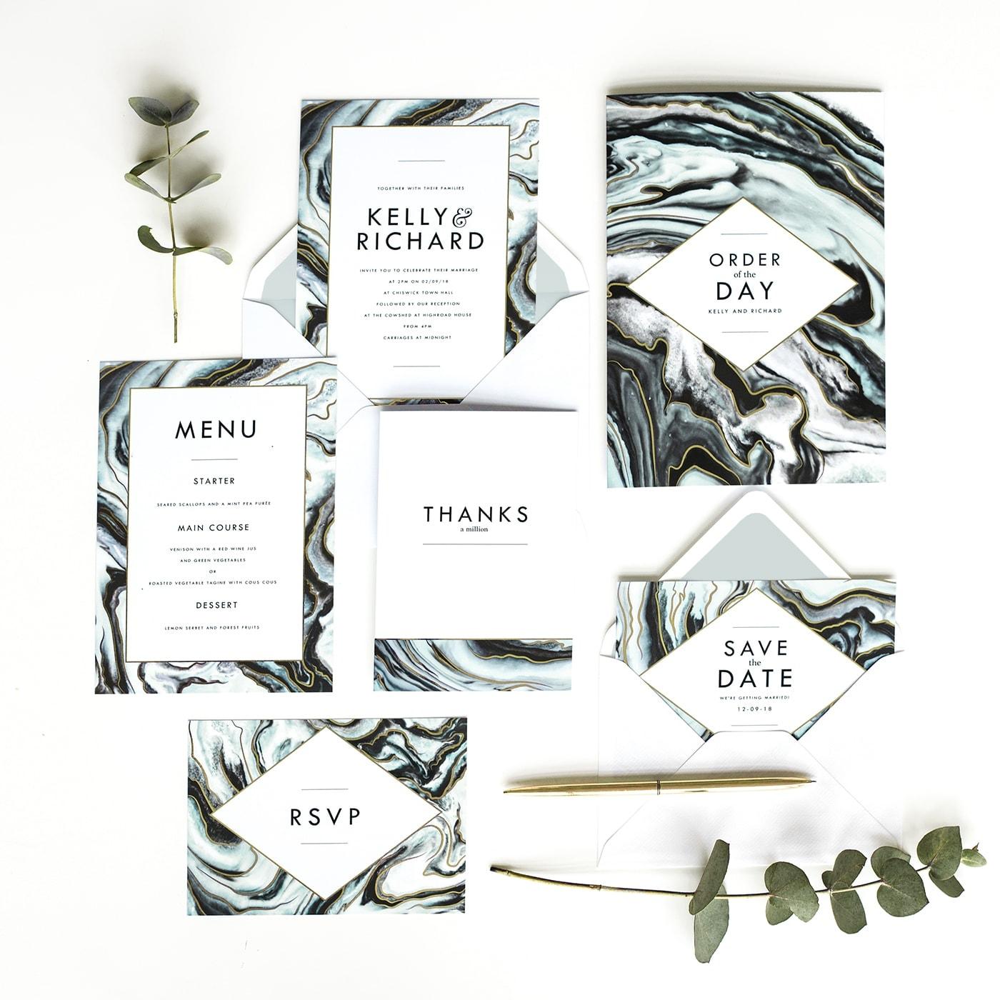 Brand New Wedding Set