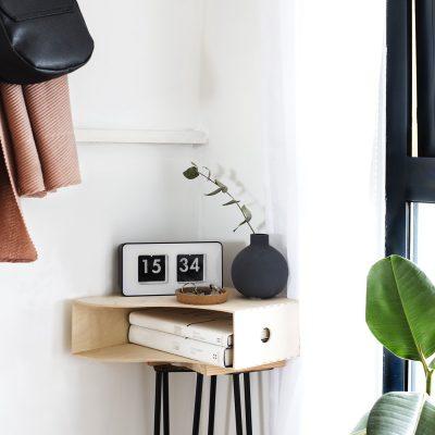DIY Hallway Storage With Shurgard