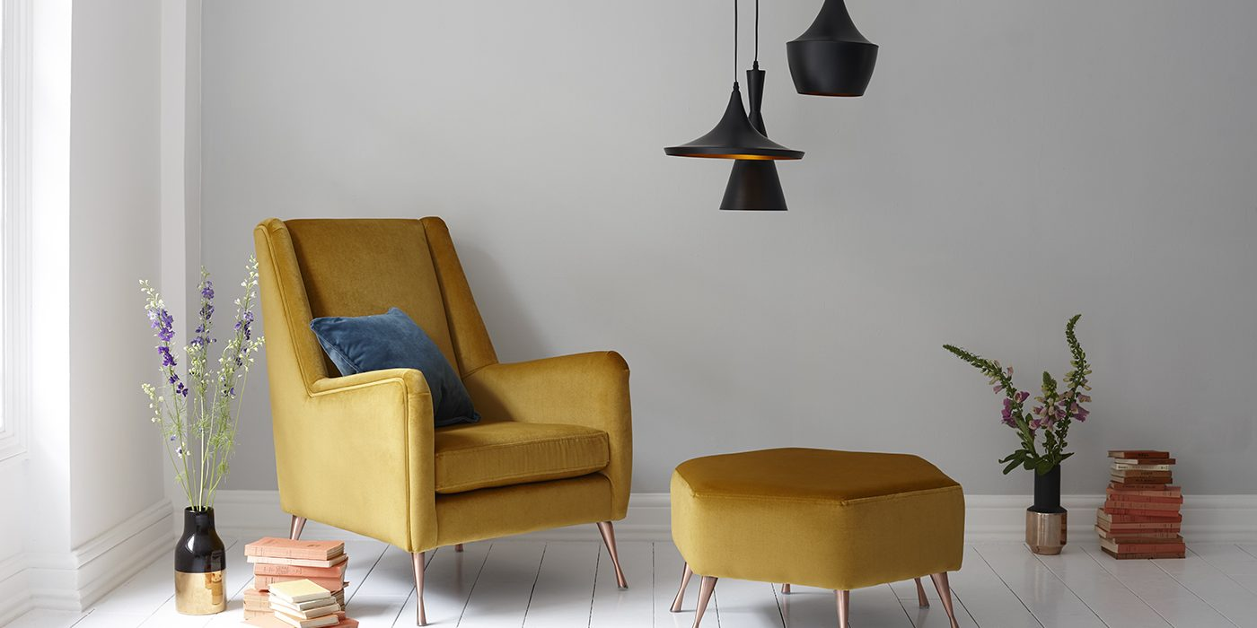 Peace Armchair | dfs small spaces