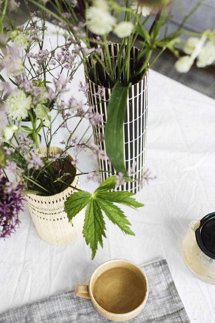 Diy Decorative Vases With Shurgard The Lovely Drawer
