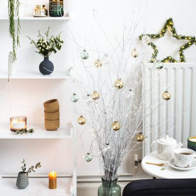 An Unconventional Yet Cosy Christmas with Homesense