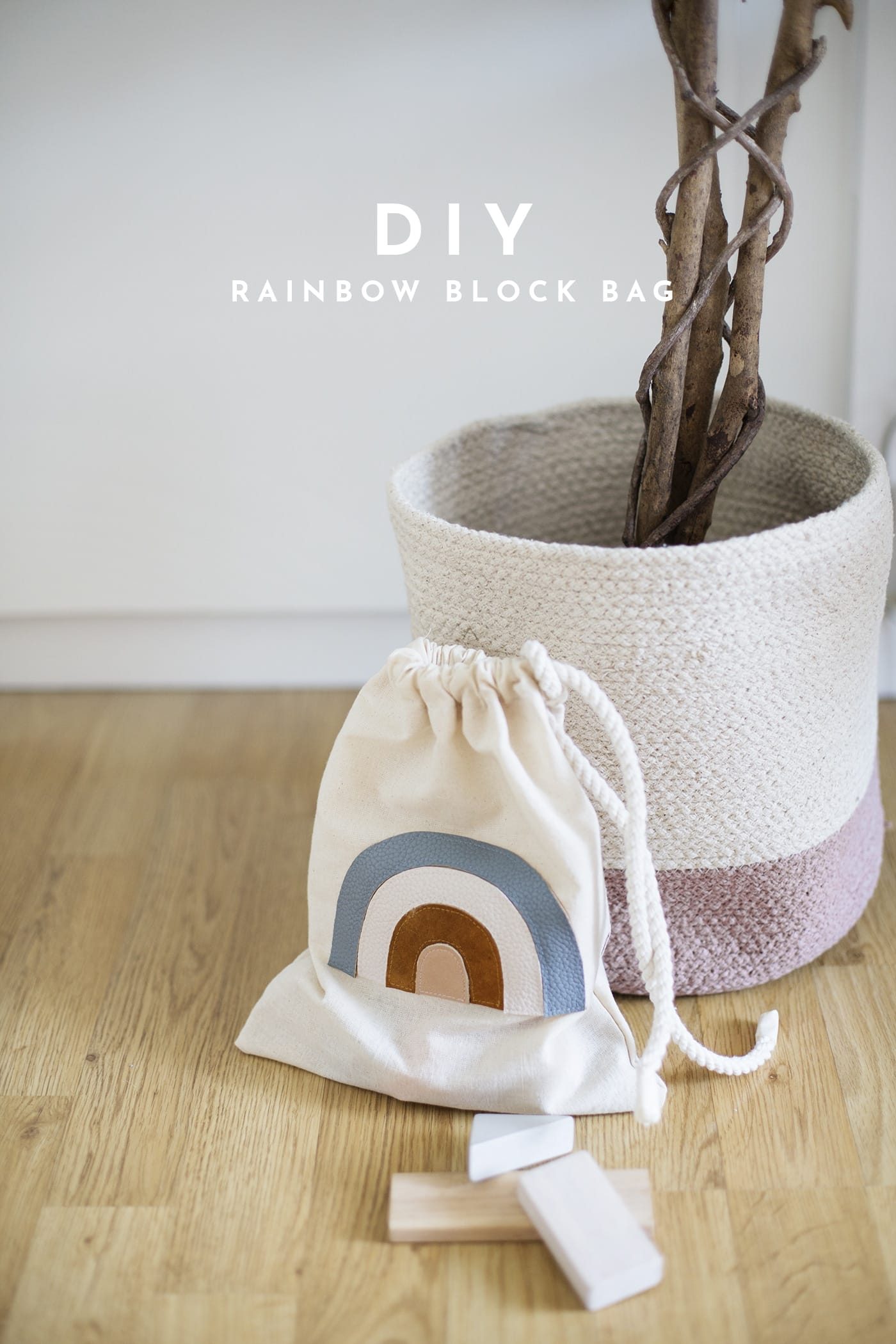 Make Your Own Toy Bag
