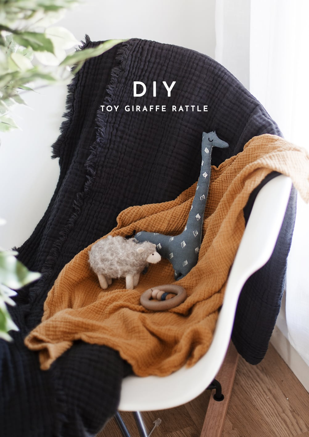 DIY your Baby A Friend