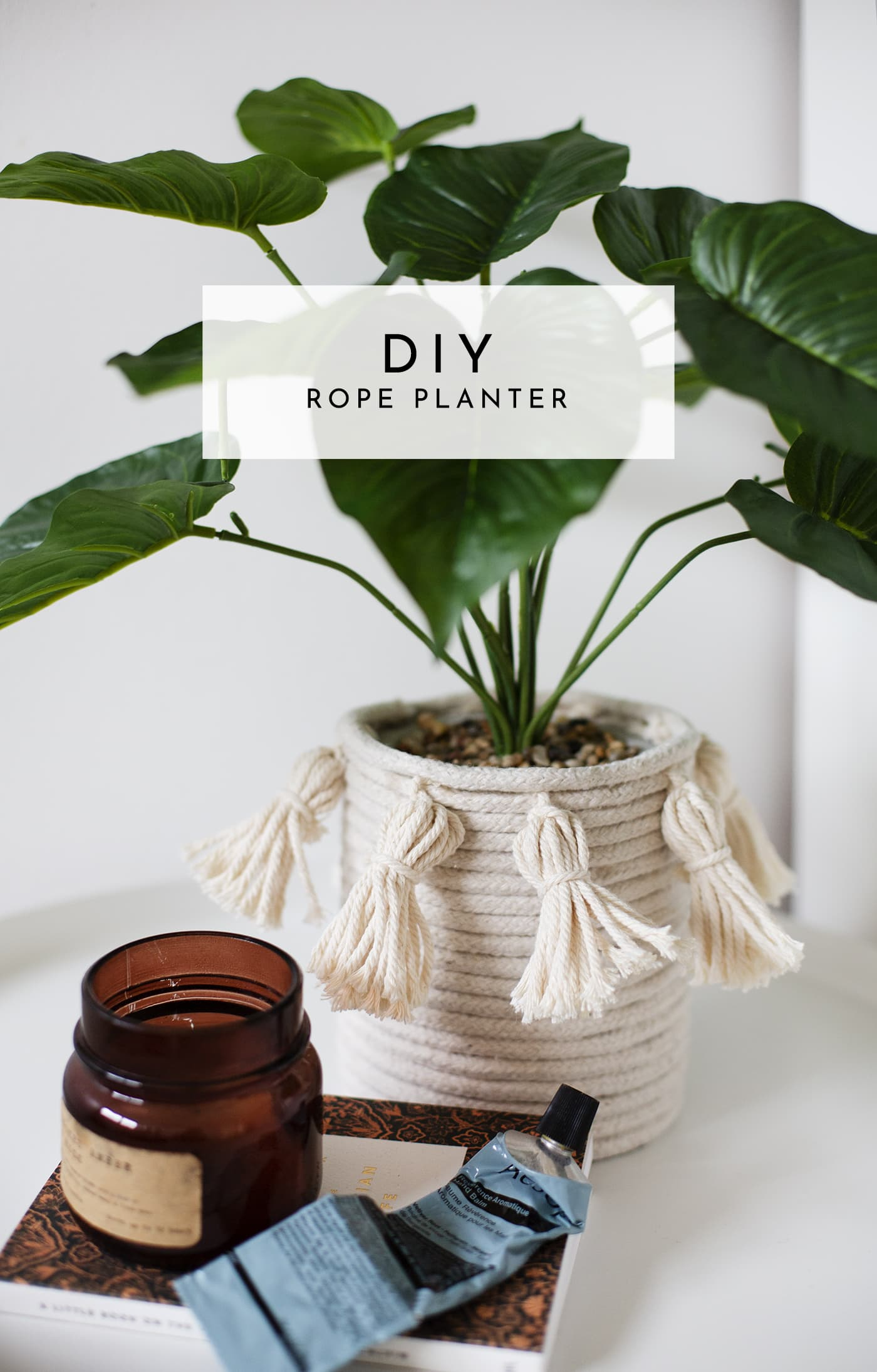 Easy DIY Plant Pot Makeover