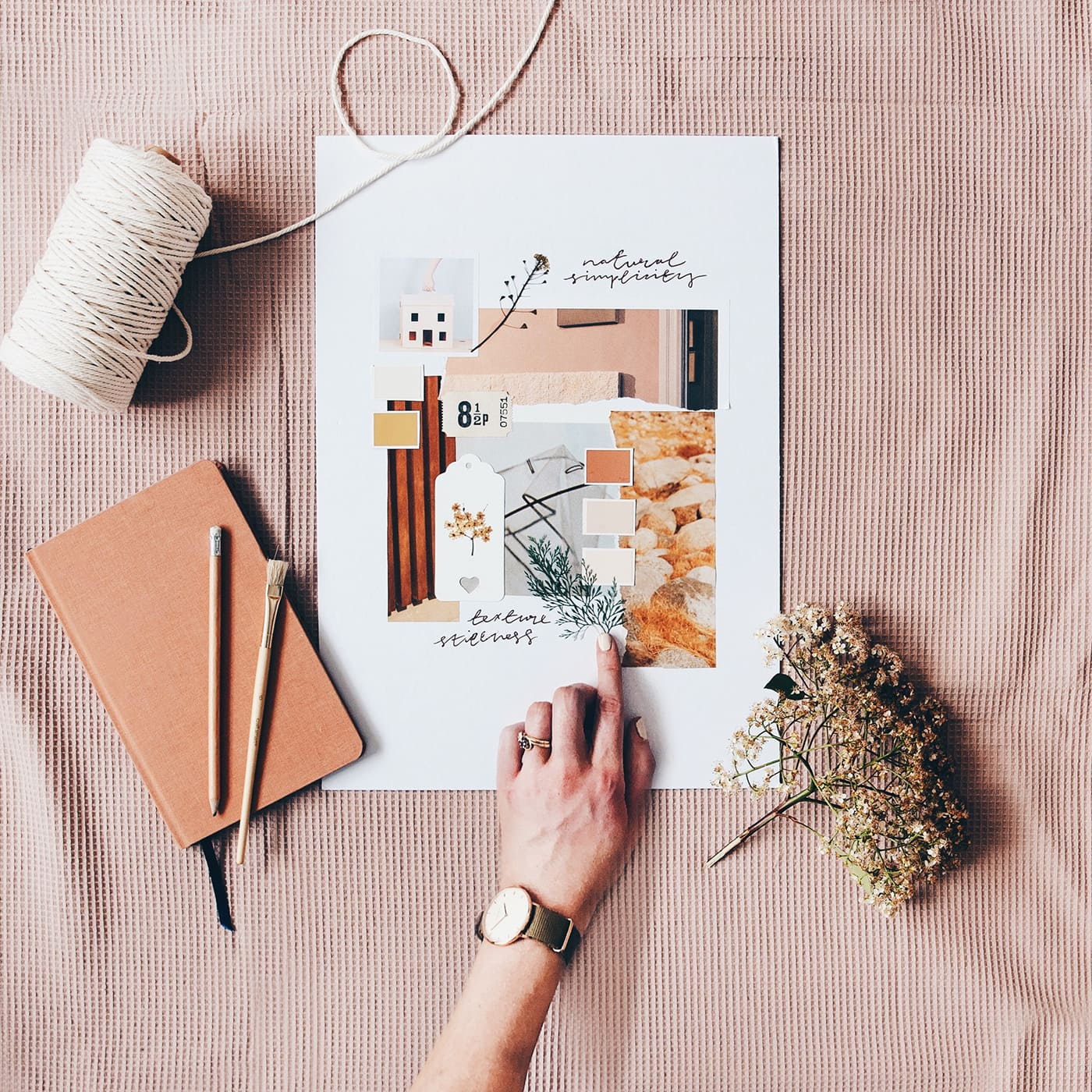 How To Plan & Create Mood Boards