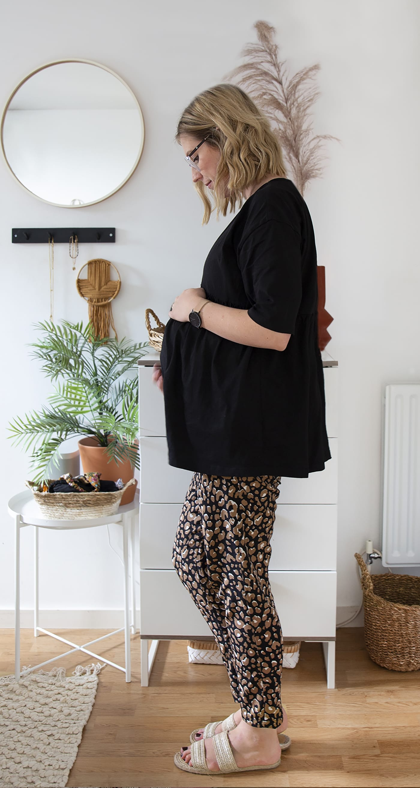 Pregnancy Diary: Third Trimester   The Lovely Drawer