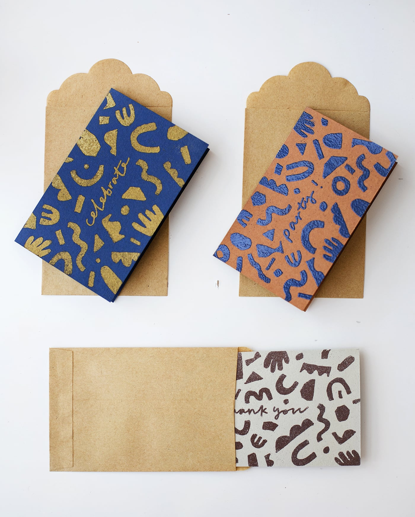 DIY Embossed Cards with Creative Rox