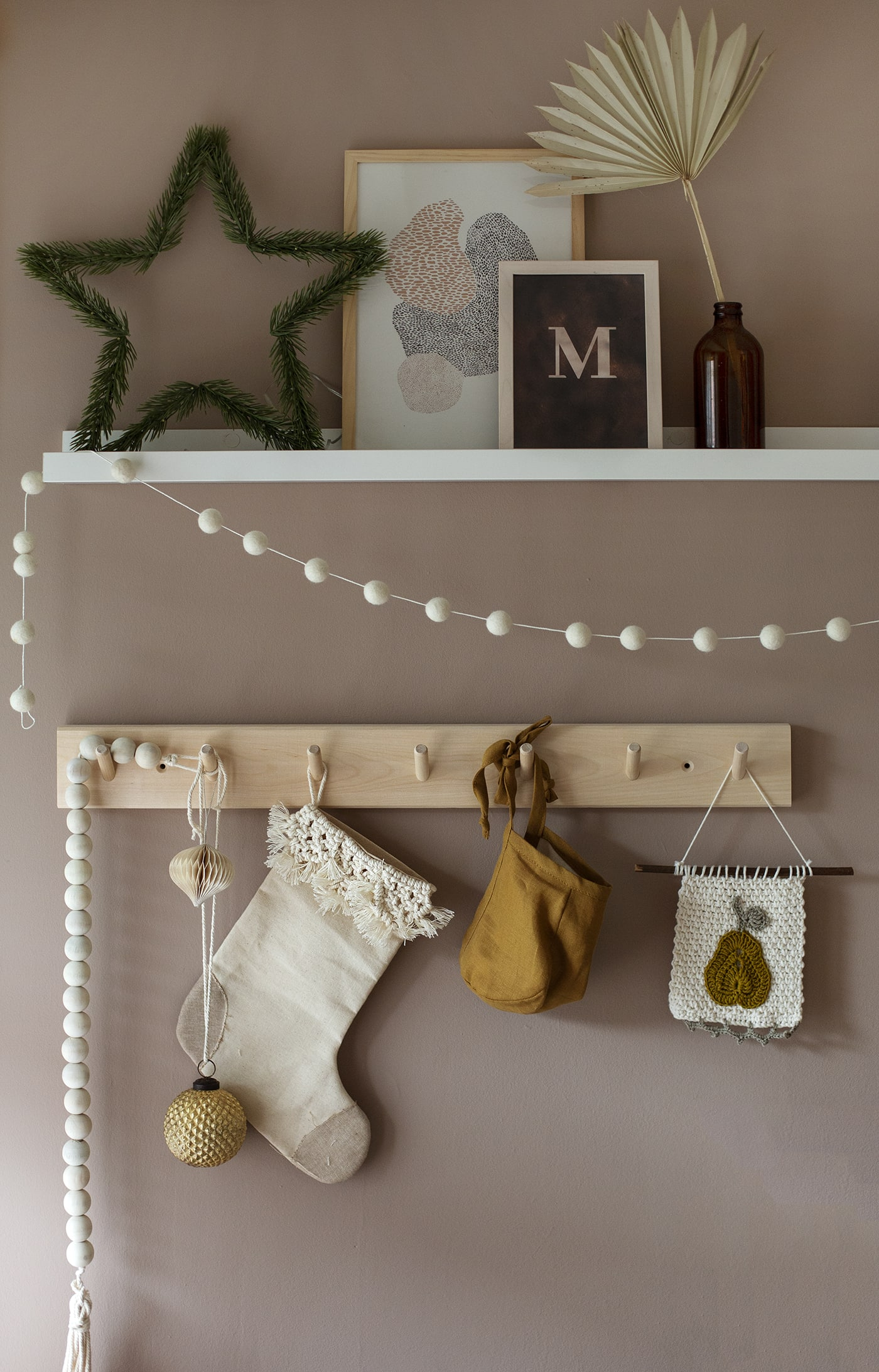 DIY Macrame Stocking with Creative Rox