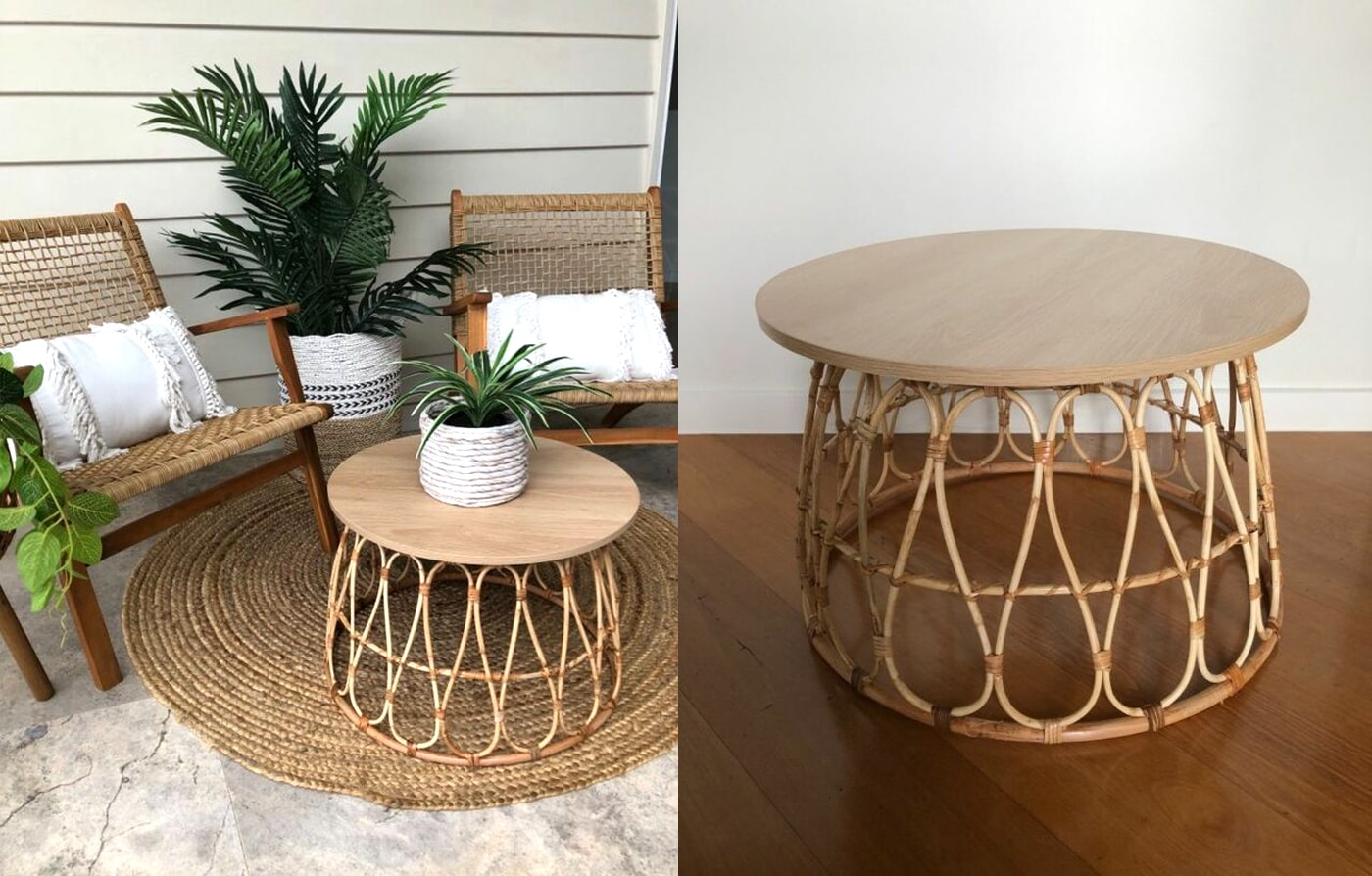 10 Diy Rattan Projects To Try The Lovely Drawer