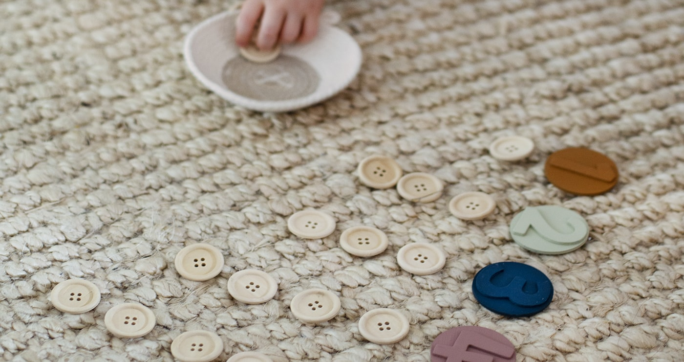 DIY Kid's Counting Game feature